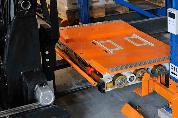 Pallet Shuttle Slider on How To Charge Car Batteries